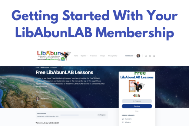 Getting Started with libabaunlab membership