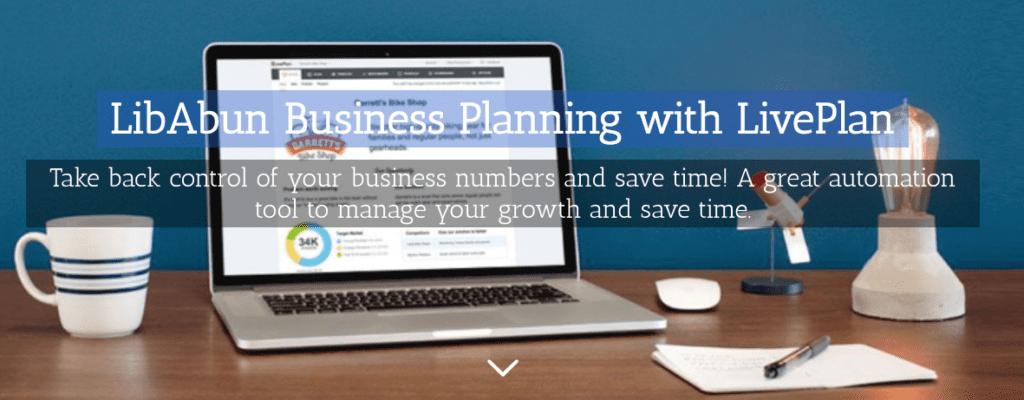 LibAbun LivePlan Business Planning