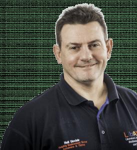 Neil Sinclair Founder of LibAbun
