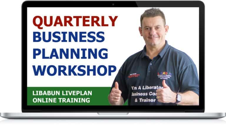 Quarterly Business Planning Workshop