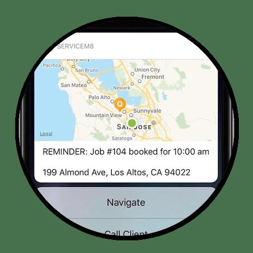 advanced notification