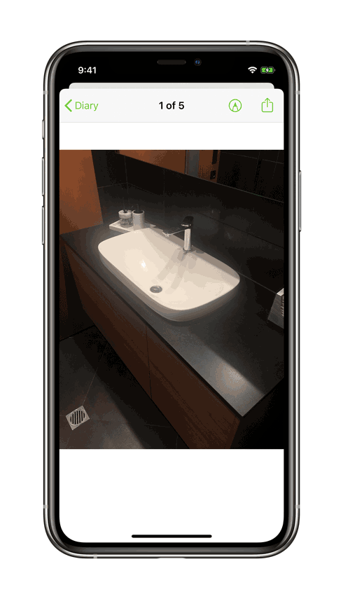 iPhone-11-Pro-job-photo-history