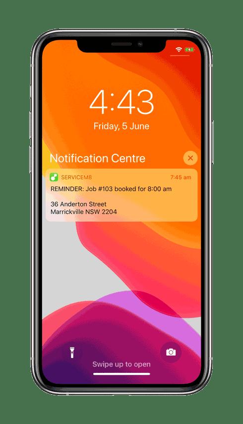 iPhone-11-Pro-job-reminder