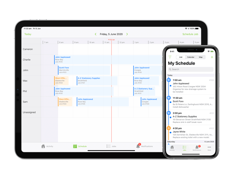 iPad-Pro-11-and-iPhone-11-Pro-Schedules