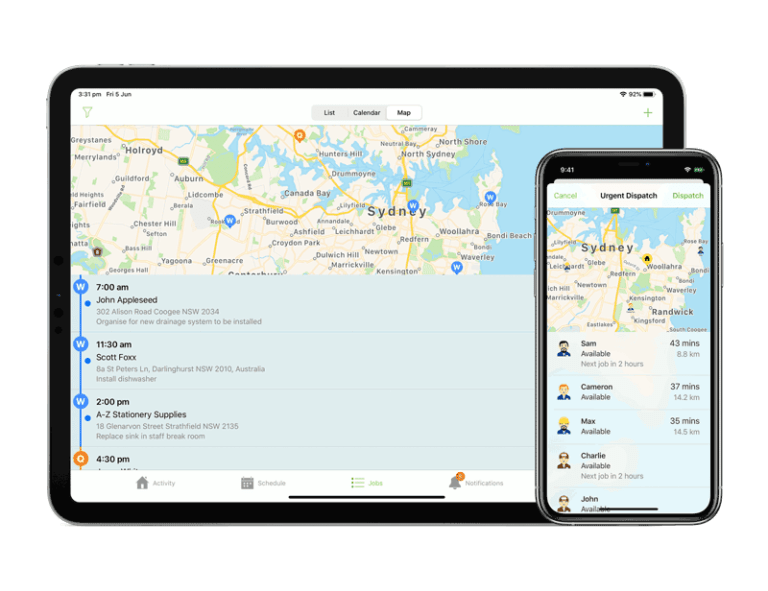 iPad-Pro-11-and-iPhone-11-Pro-map-views-