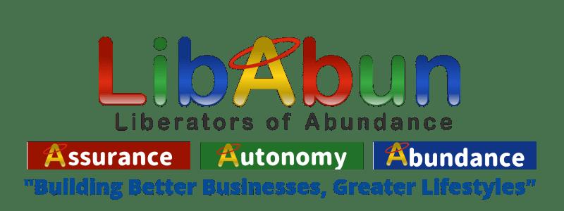 Libabun Business Service Agency Logo Transparent