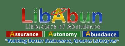 Libabun Business Services Agency Logo